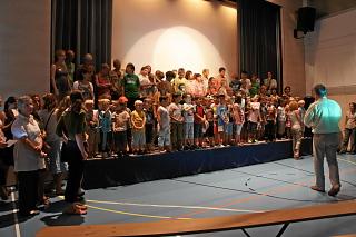 Schulstart 2011